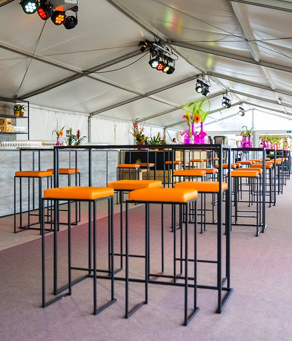 Eventstyling - meubilair
